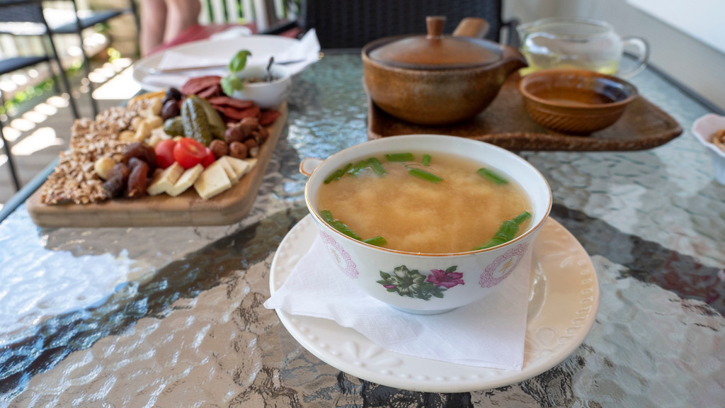 Things to do in London Ontario: The Tea Lounge - Vegan Restaurants in London