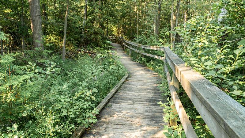 Huron Fringe Trail