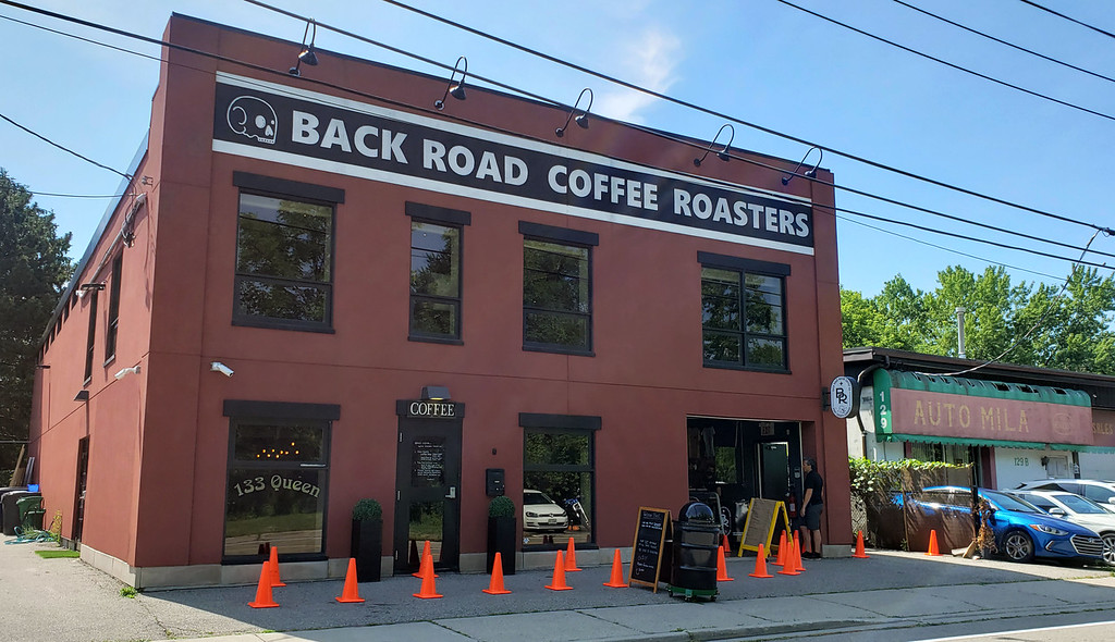 Back Road Coffee Roasters