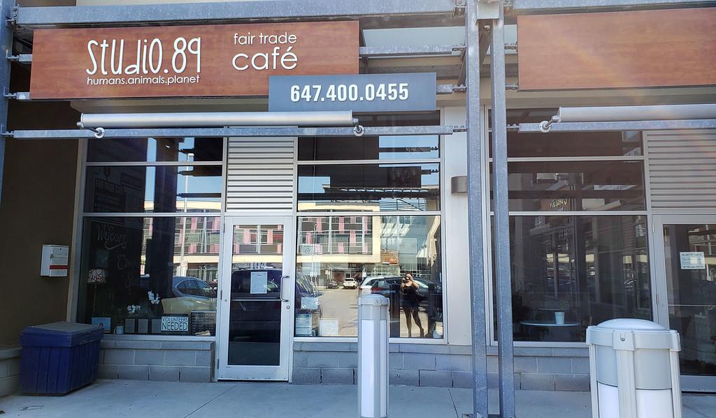 Studio.89 - Vegan cafe