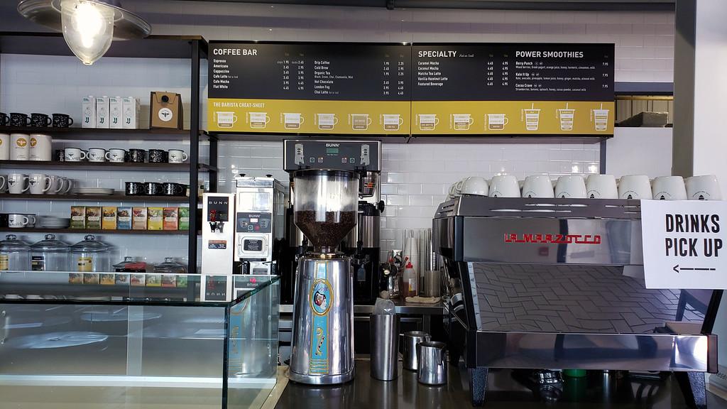 Mississauga coffee shops - Buka Maranga