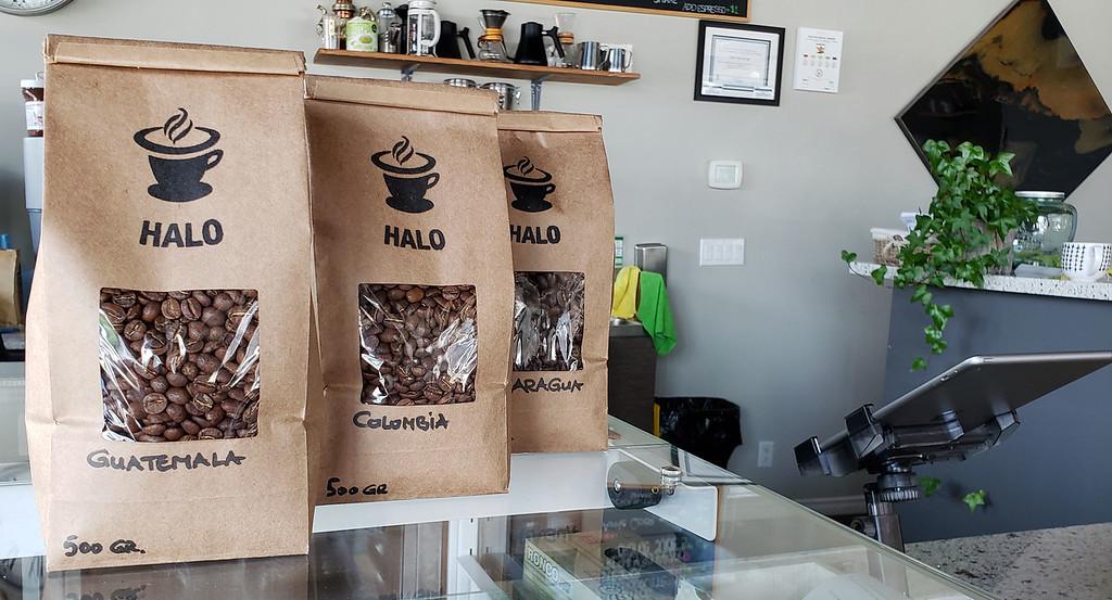 Halo Espresso Bar Mississauga
