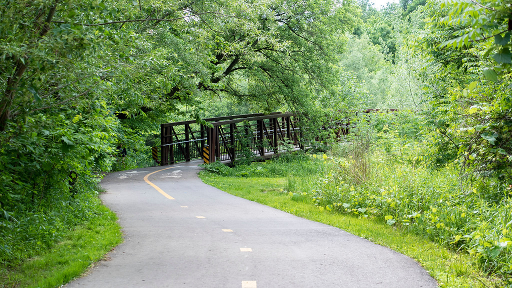 Etobicoke Creek Trail - Walking trails in Mississauga