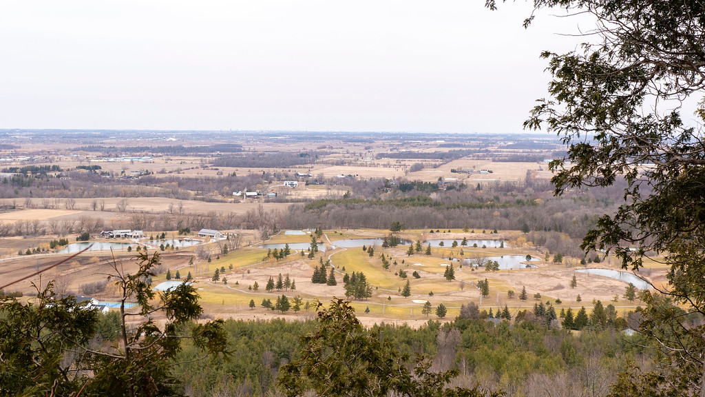 Brock Harris Lookout at Mount Nemo Conservation Area