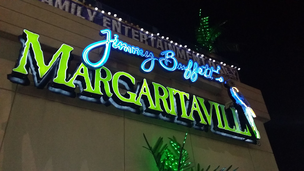 Jimmy Buffett's Margaritaville Niagara Falls