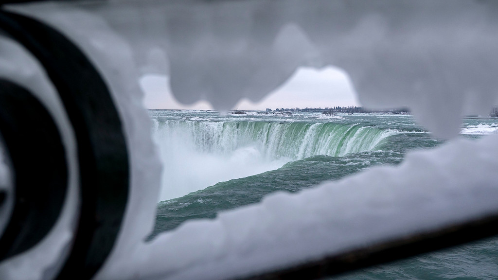 Why You Must Visit Niagara Falls In Winter Visiting Frozen