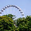 Ferris Wheel on Clifton Hill in Niagara Falls