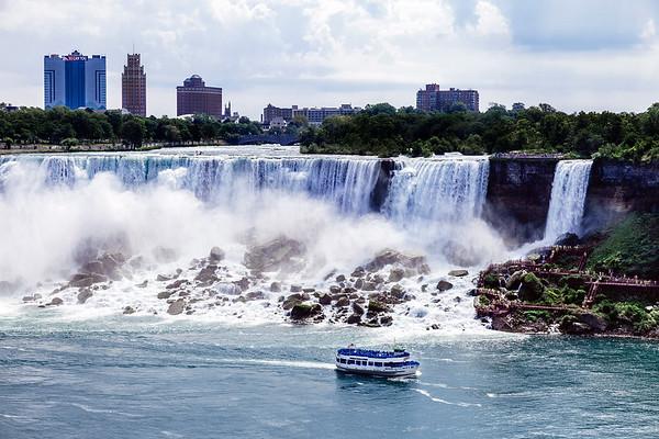 American Falls in Niagara Falls