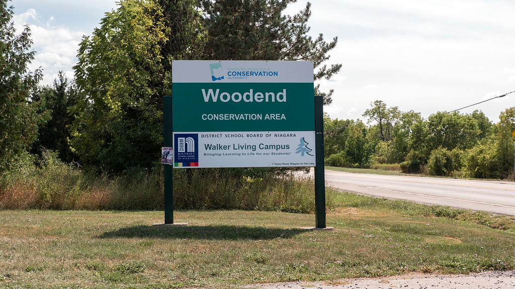 Woodend Conservation Area Niagara Falls