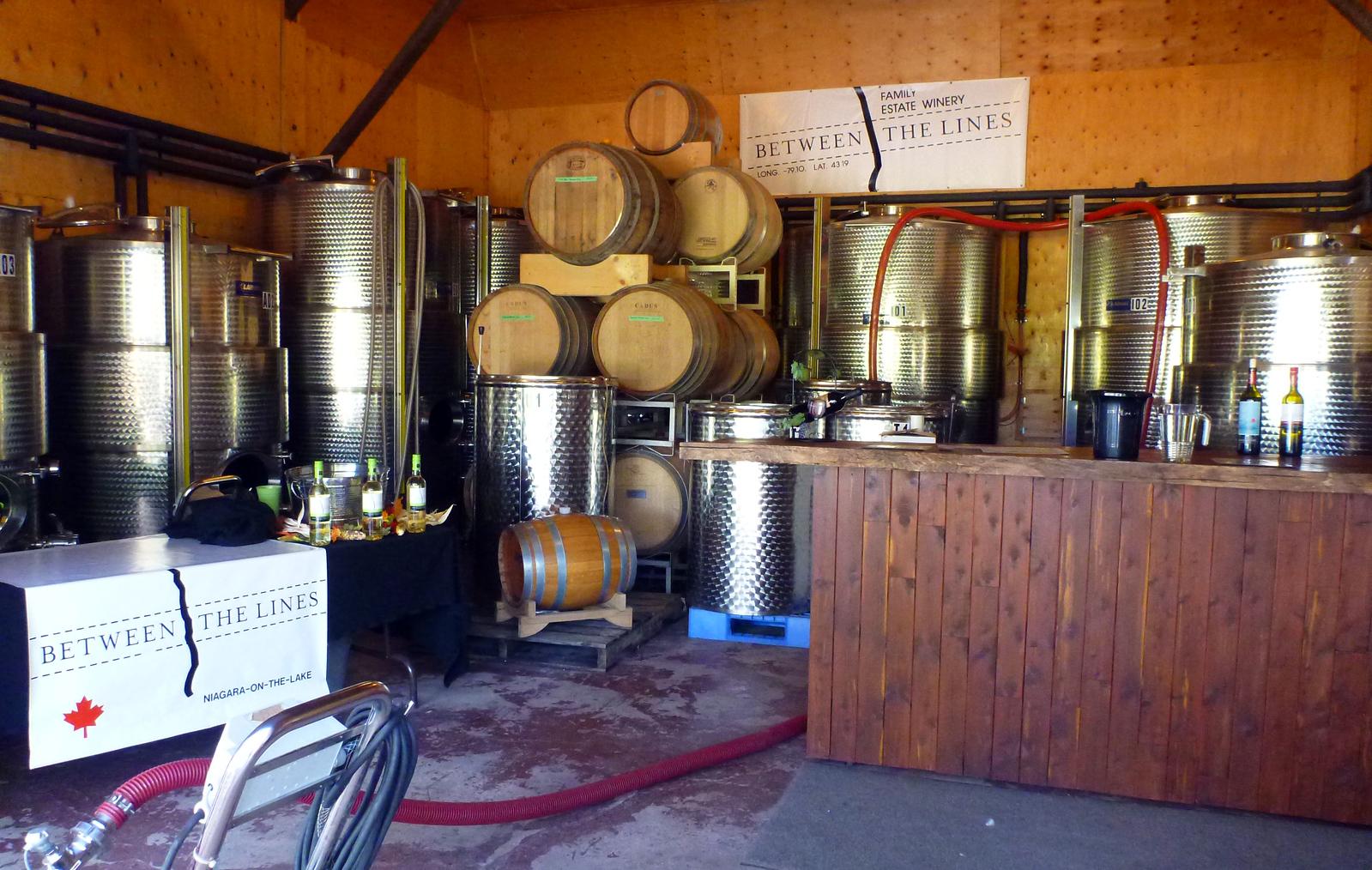 Niagara Vintage Wine Tours in Niagara on the Lake