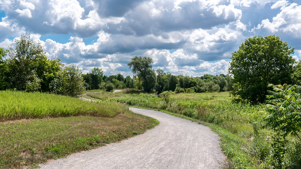 Nokiidaa Trail - Holland River Trail in East Gwillimbury