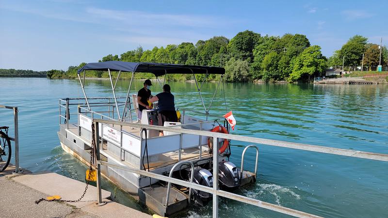 Port Robinson Ferry Crossing