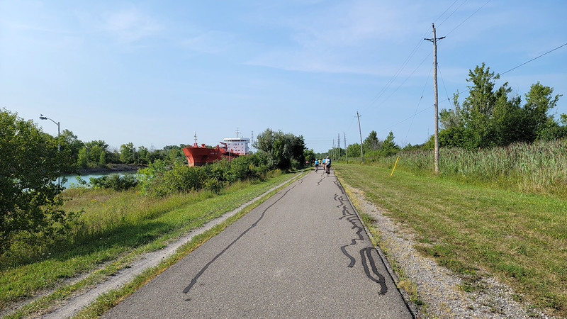 Welland Canals Trail