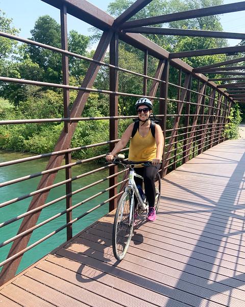 Ontario By Bike cycling in Niagara region