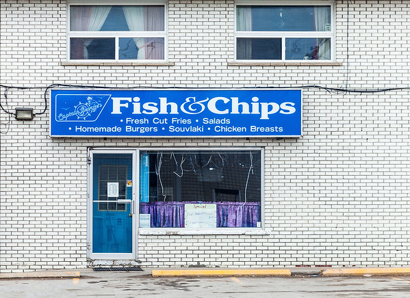 Fish & Chips ... and more