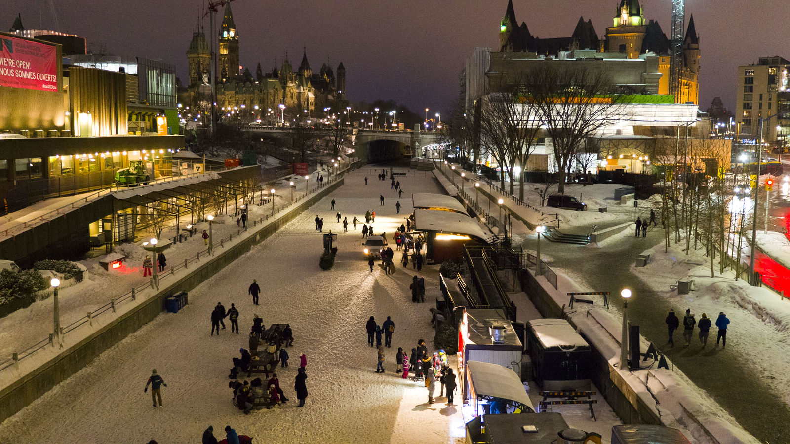 Things to Do in Ottawa in Winter
