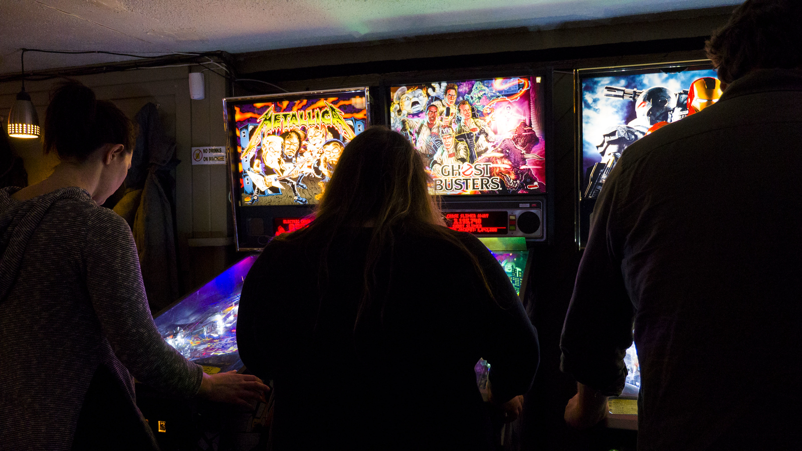House of Targ - Ottawa's Classic Arcade and Pierogi Restaurant