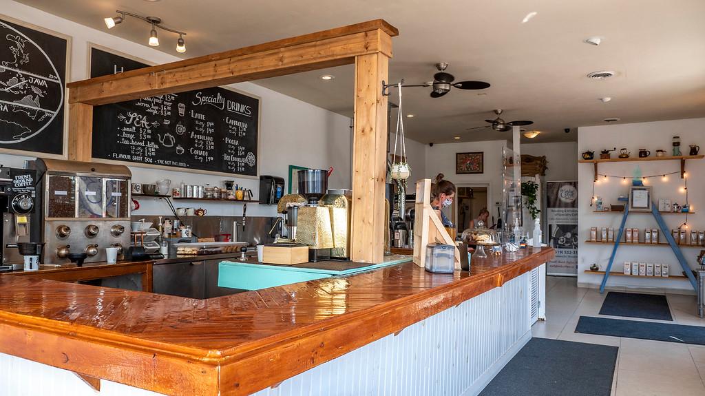 Early Bird Coffee - Woodstock, Ontario