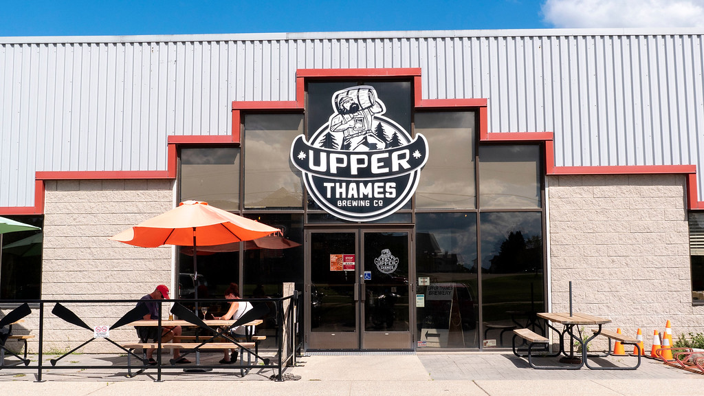 Upper Thames Brewing Company - Woodstock Ontario Brewery