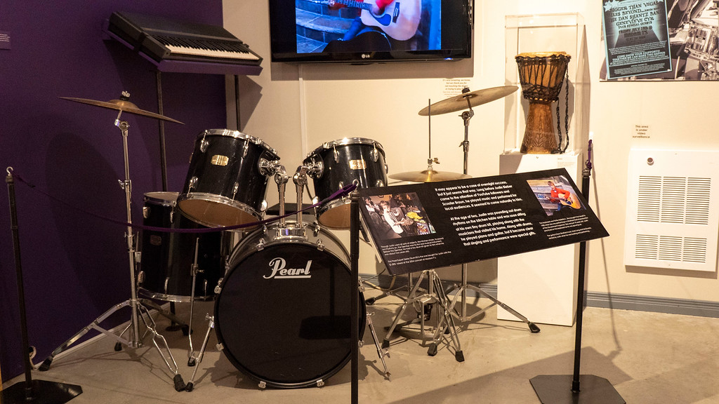 The Stratford Perth Museum: Justin Bieber Exhibit