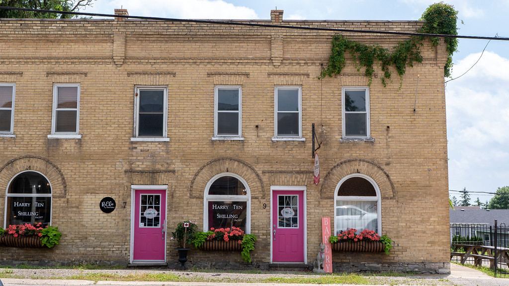 Places to go in Ontario: Harry Ten Shilling in Perth East