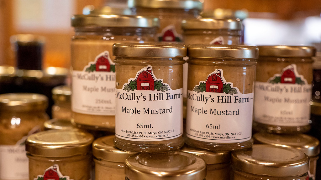 A Taste of Perth County Ontario: McCully's Hill Farm