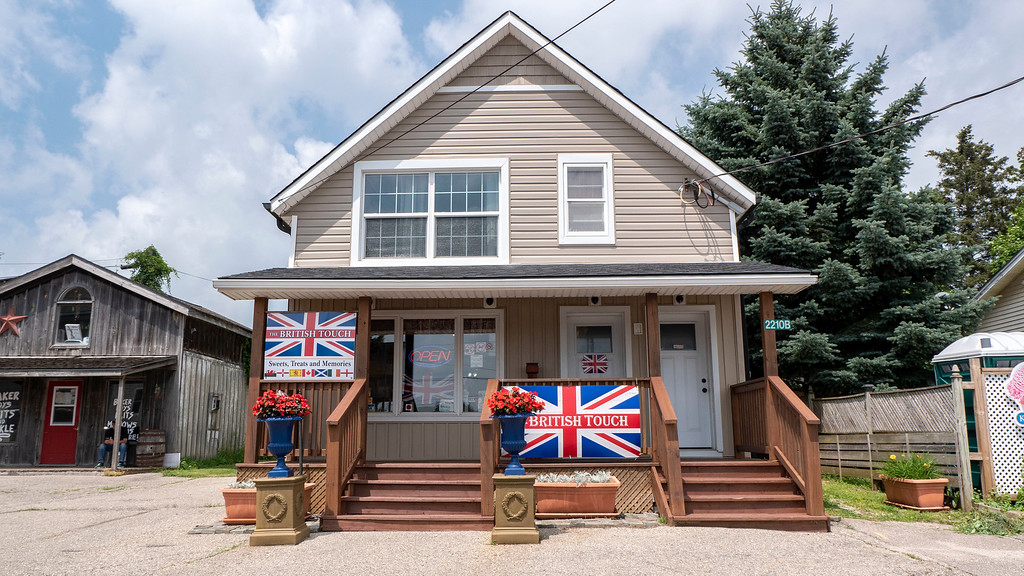 Southern Ontario Getaways: Shakespeare Ontario and The British Touch Shop