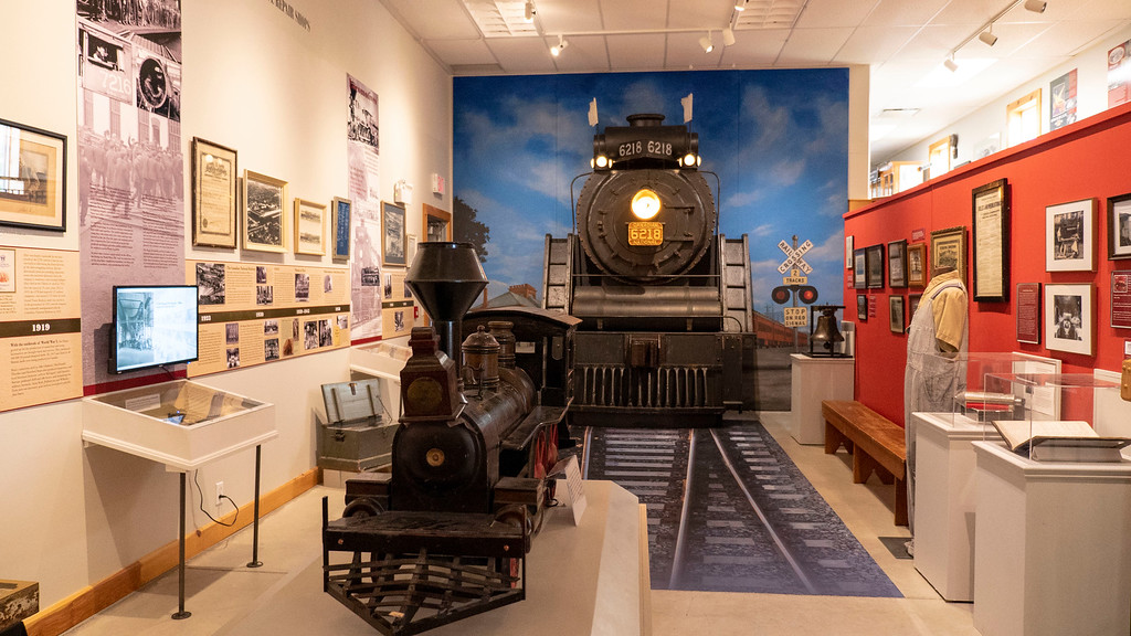 Road Trip from Toronto to Perth County: The Stratford Perth Museum