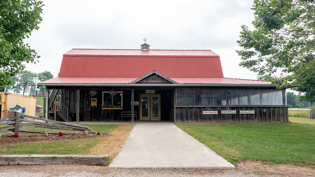 A Taste of Perth County Ontario: McCully's Hill Farm