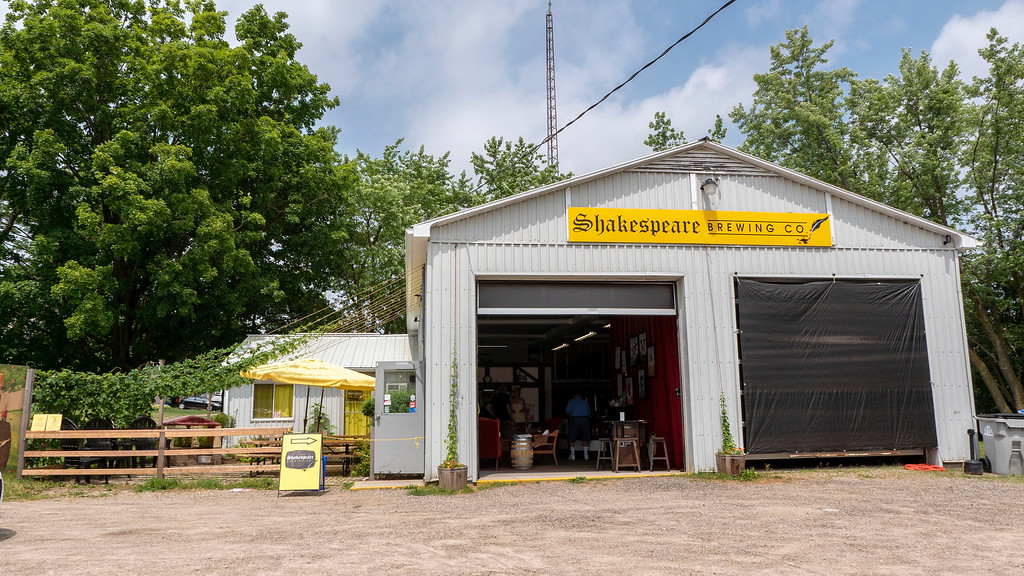 Perth County: Shakespeare Brewing Company