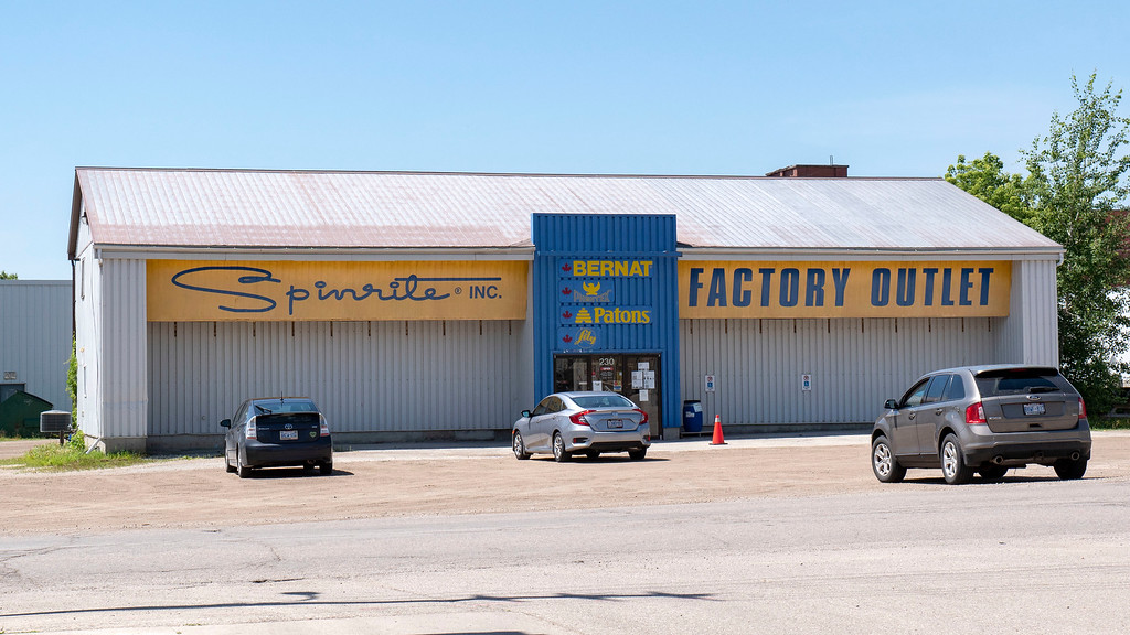 Yarn Factory Outlet store in Listowel Ontario