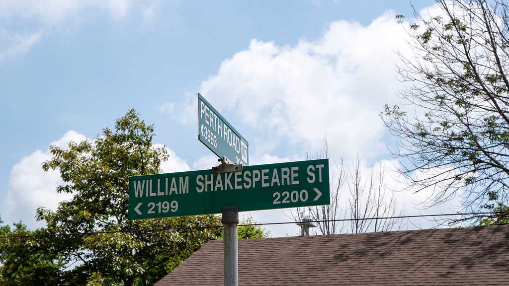 Southern Ontario Getaways: Shakespeare in Perth County
