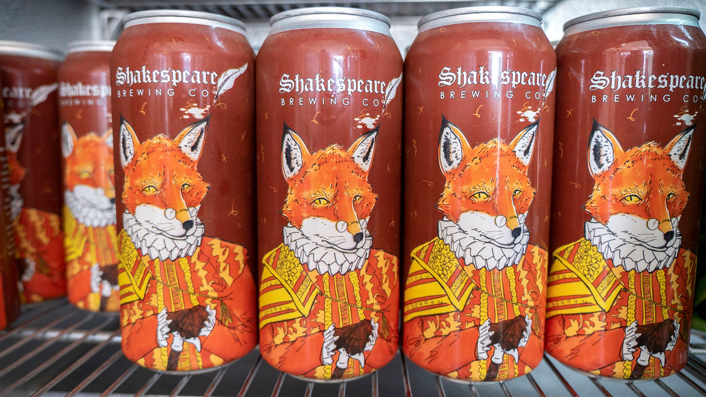 Ontario Microbreweries: Shakespeare Brewing Company