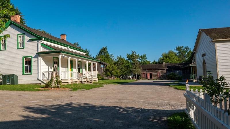 Pickering Museum Village