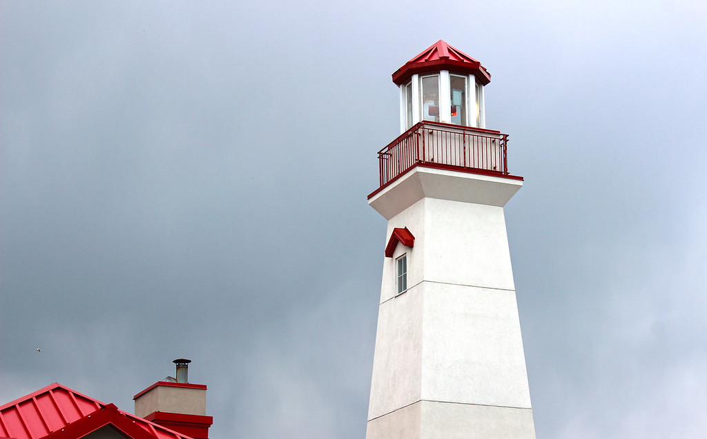 The Port Credit Lighthouse