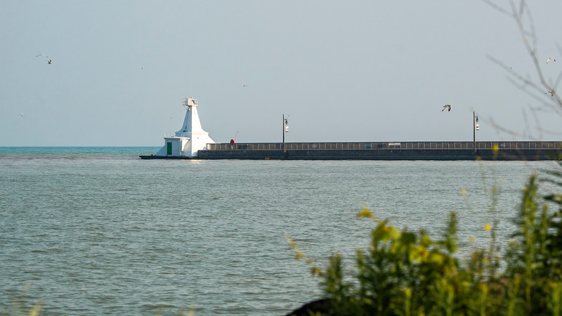 Port Stanley Breakwater Lighthouse