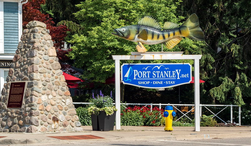 Things to do in Port Stanley Ontario