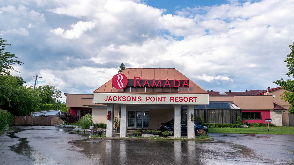 Staying at the Ramada Jacksons Point
