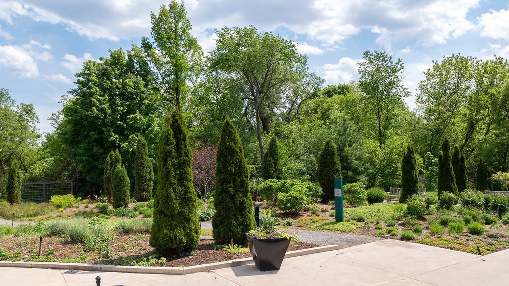 Mississauga gardens - Botanical gardens Mississauga - MacEwan Terrace Garden