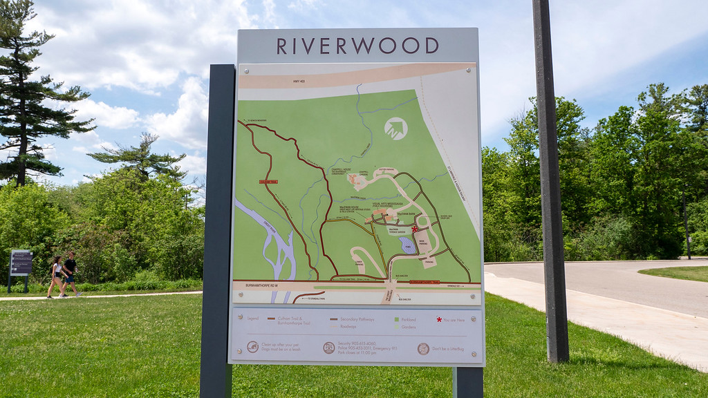 Riverwood Conservancy Trails, Mississauga