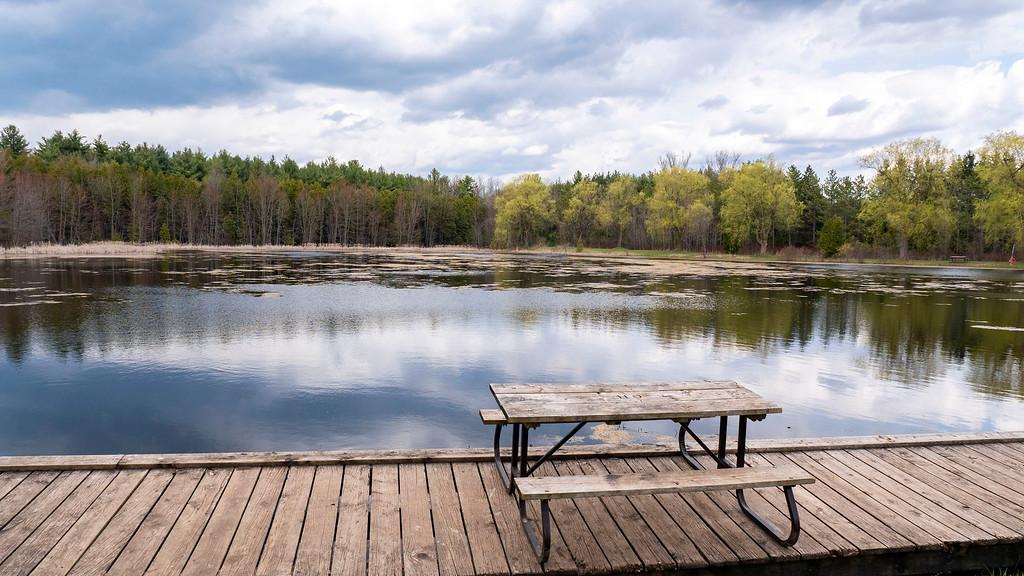 Picnic at the reservoir, Conservation Halton