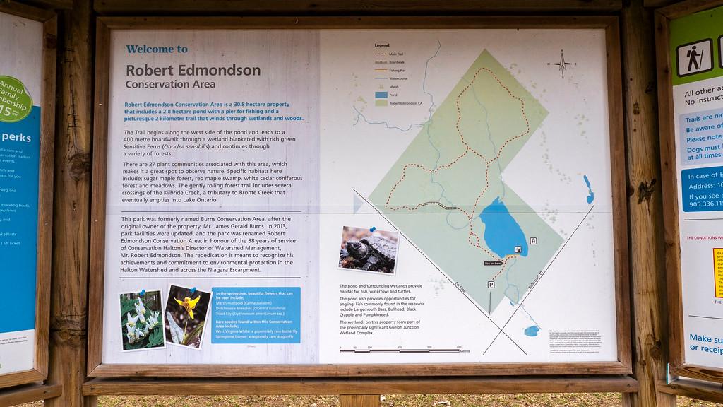 Robert Edmondson Conservation Area Map