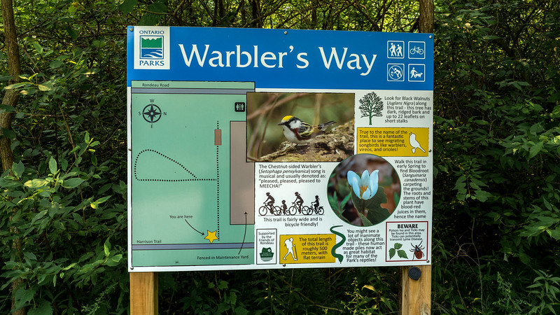 Warbler's Way Trail