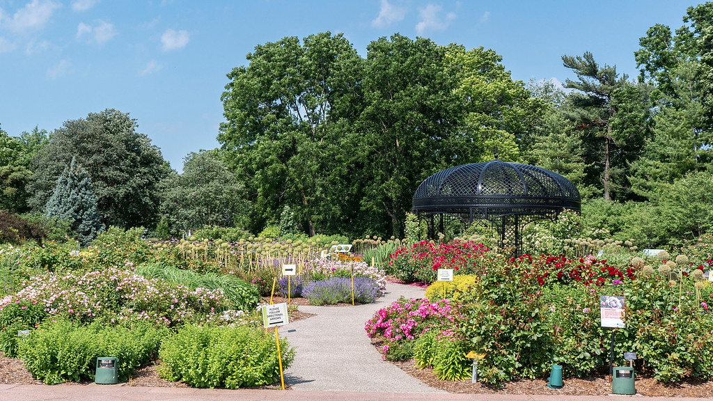 Royal Botanical Gardens in Burlington Ontario