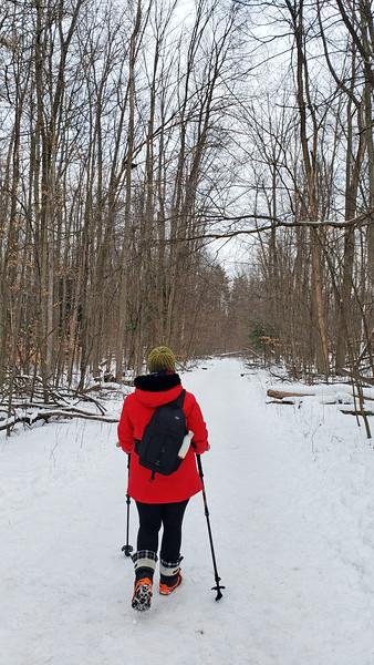 Bennett Heritage Trail - Bruce Trail side trail