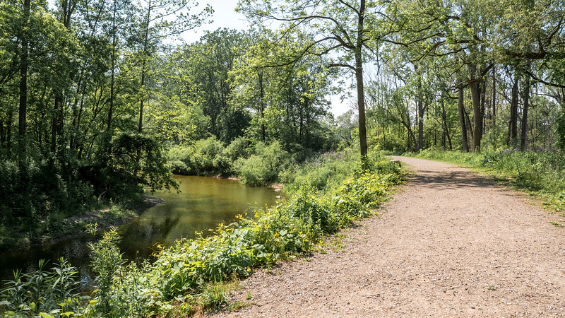 Catfish Creek and the East Access Trail