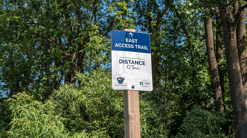East Access Trail