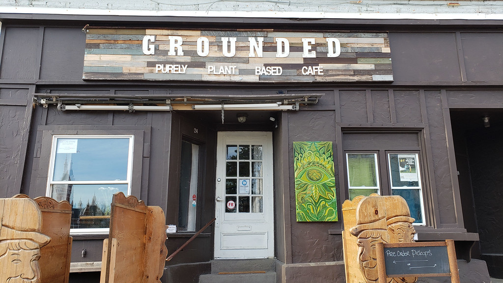 Grounded Vegan Cafe
