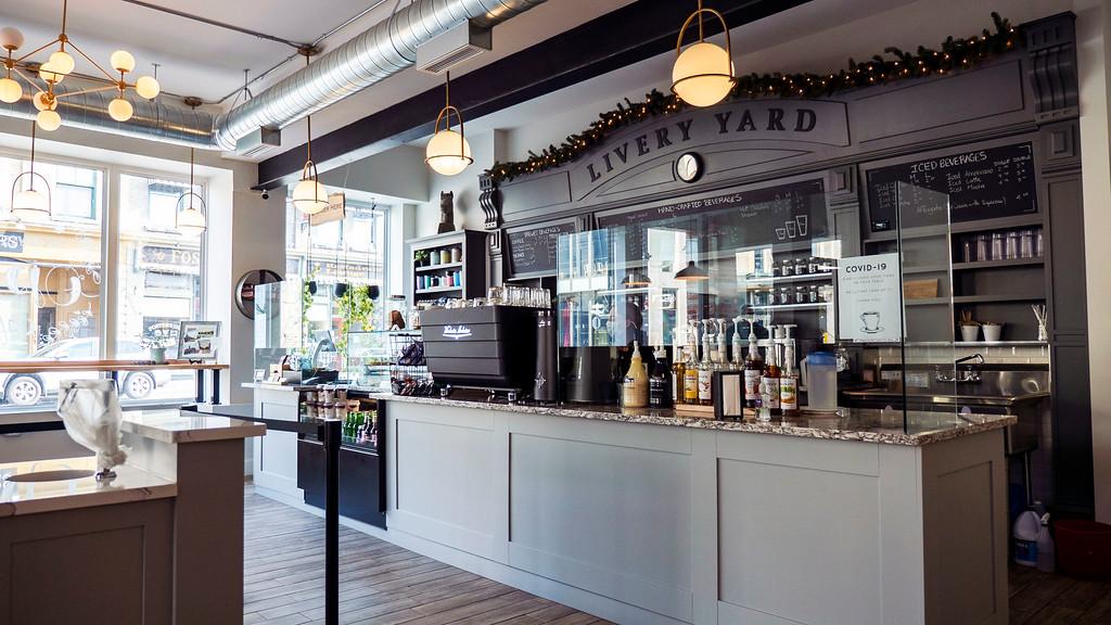 The Livery Yard Stratford