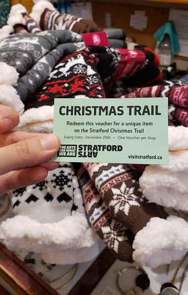 Stratford Christmas Trail